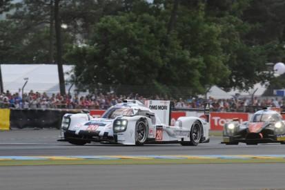 Le Mans 24 Hours: Porsche leads Toyota after four hours