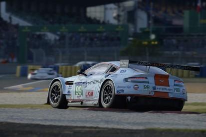 Le Mans 2014: Aston Martin's #99 GTE Pro car withdrawn after crash
