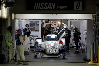 Le Mans 24 Hours: Nissan ZEOD won't try electric lap in qualifying