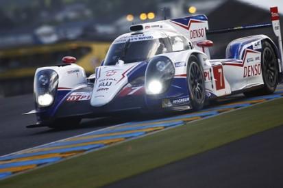 Le Mans 24 Hours: Kazuki Nakajima takes provisional pole for Toyota