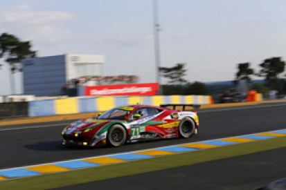 Le Mans: Pierre Kaffer to replace James Calado in AF Corse Ferrari
