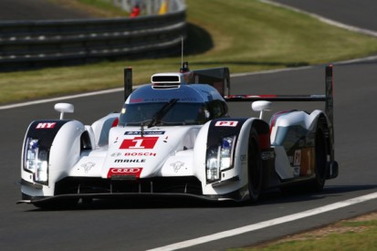 Le Mans 24 Hours: Audi's Loic Duval conscious after huge crash