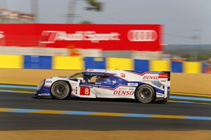 Le Mans: Toyota fastest in practice as Audi's Duval crashes heavily