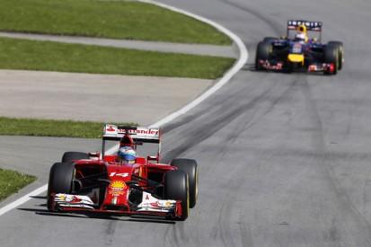 Fernando Alonso: Red Bull's Canadian GP F1 win gives Ferrari hope