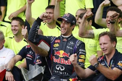 Canadian GP: Red Bull never expected Daniel Ricciardo's win