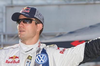 Sebastian Ogier admits he had nearly given up on Rally Italy win