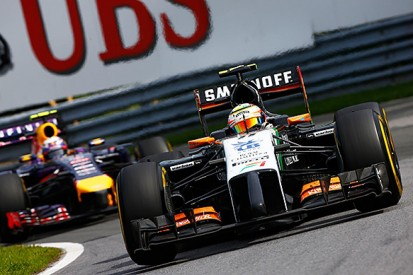 Force India F1 team thought it would win the Canadian GP