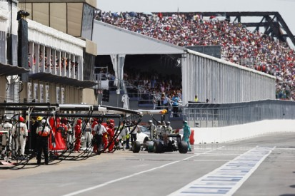 Canadian GP: Mercedes says overheating caused failures