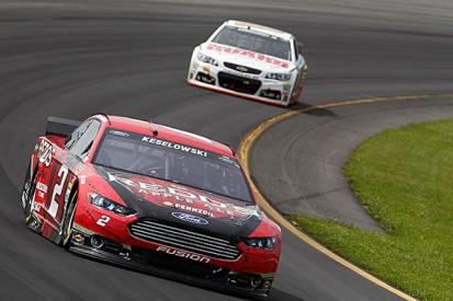 Keselowski thinks he threw Pocono NASCAR Sprint Cup win away