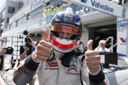 Moscow WTCC: Jose Maria Lopez in control in race one