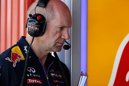 Newey extends Red Bull contract, but steps away from F1 team