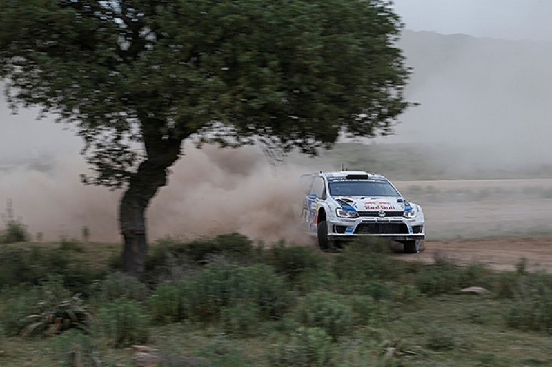 WRC Italy: Ogier leads into final day as Latvala hits trouble