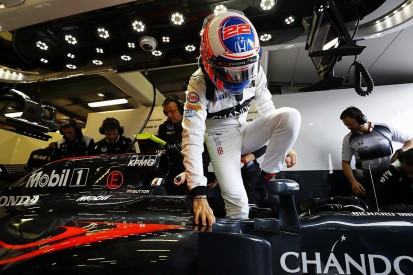 McLaren in 'better position than most' after first F1 practice day