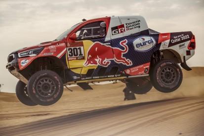 Rallye Dakar 2021: Al-Attiyah holt Tagessieg, aber Peterhansel bleibt vorne