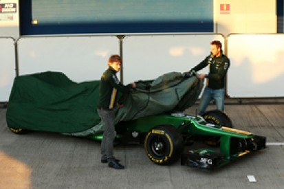 Caterham to unveil its 2014 Formula 1 car on day one of Jerez test