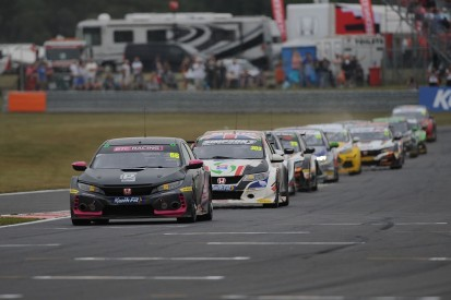 BTCC to trial new qualifying system at Snetterton in 2020