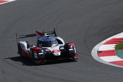 Toyota warns against 'playing around' with WEC's new LMP1 handicaps