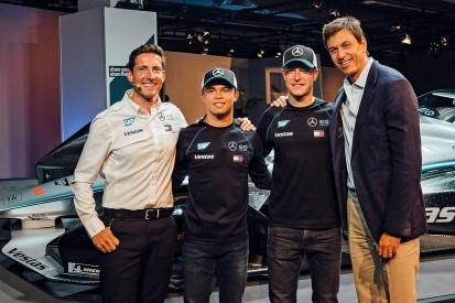 Wolff: F1 still possible for Mercedes Formula E's Vandoorne, de Vries