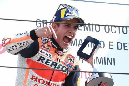 Misano MotoGP: Marquez denies Quartararo first win on final lap