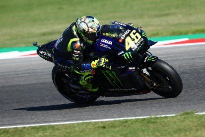 """Rossi wants """"solution"""" for deficit to other Yamaha MotoGP riders"""