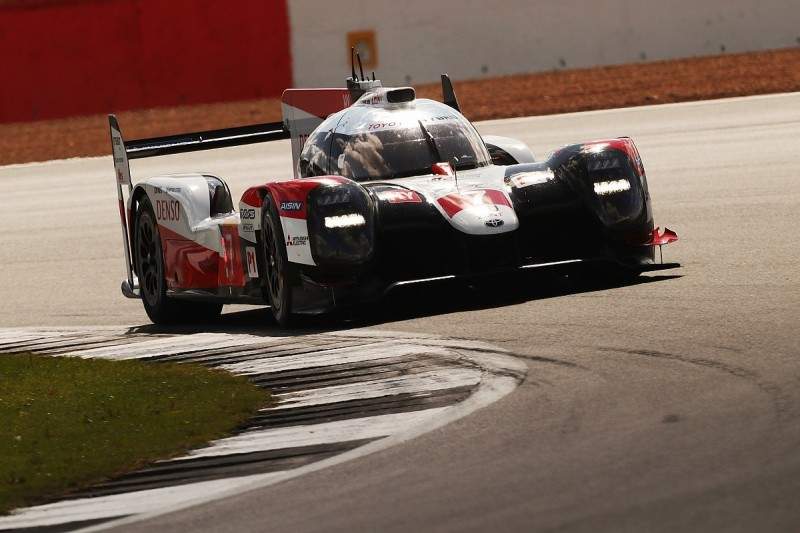 Toyota's first success handicap under new WEC system set for Fuji