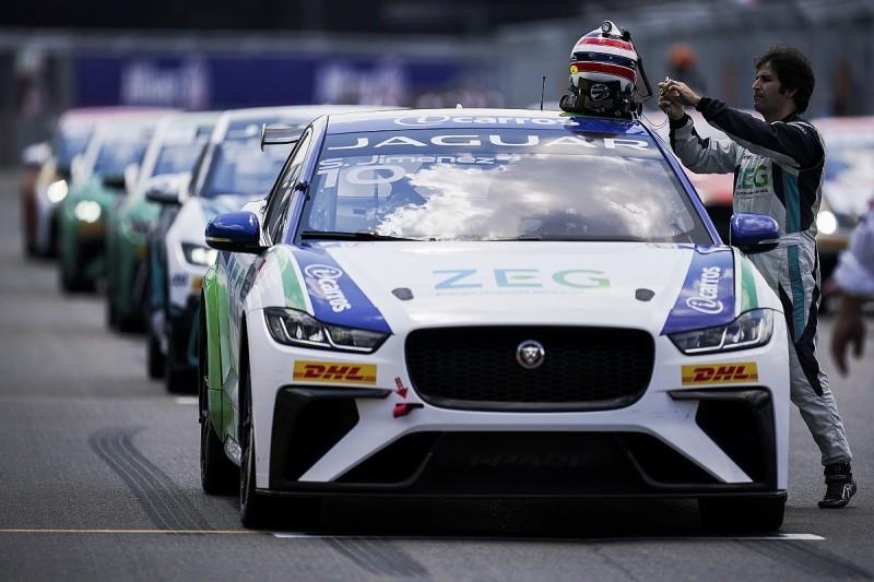 Jaguar I-PACE eTrophy adds attack mode for 2019/20 season