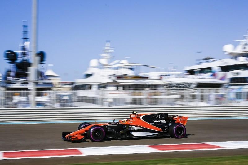 McLaren rules out having title sponsor for 2018 Formula 1 season