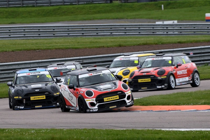 """Mini Clubman at heart of """"serious"""" BTCC discussions was too short"""
