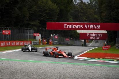 Hamilton 'surprised' by Mercedes closeness to Ferrari at F1 Monza