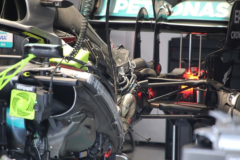 Mercedes plans to introduce upgraded F1 engine for Belgian GP