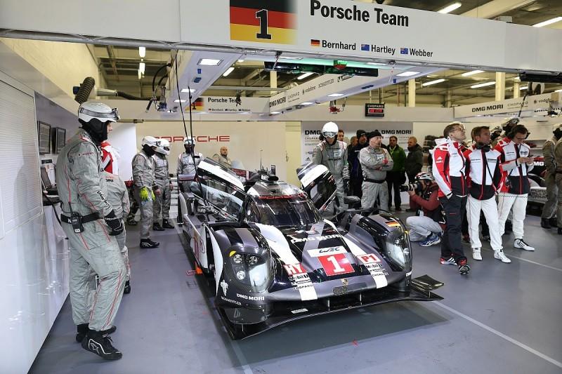 Porsche to run Le Mans aero parts in Spa World Endurance round