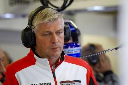 Key Porsche motorsport figure Wolfgang Hatz leaves