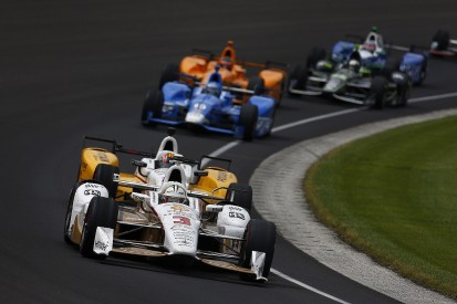 Helio Castroneves can win Indy 500 as part-timer - Rick Mears