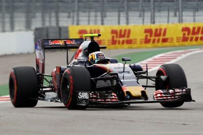 Carlos Sainz Jr: Daniil Kvyat delay cost me a Russian GP Q3 spot