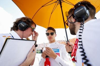 """Pretty insane"" McLaren scale added rookie Formula 1 pressure – Norris"