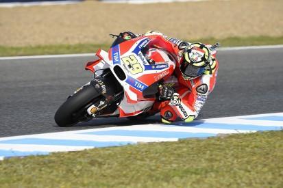 Ducati MotoGP team needs a fix for wheelspin - Andrea Iannone