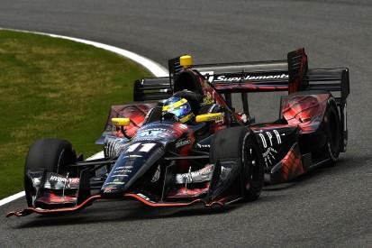 Sebastien Bourdais tops Barber IndyCar practice after brake issue