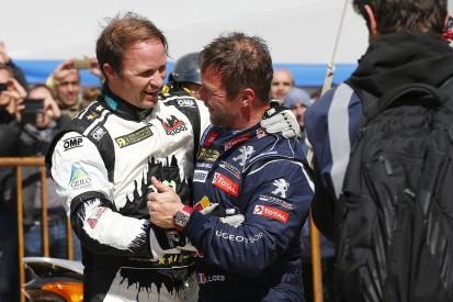 Sebastien Loeb starts World RX year with fifth, Petter Solberg wins
