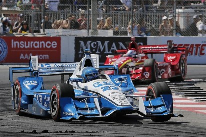 Ganassi disgruntled as Pagenaud escapes Long Beach IndyCar penalty