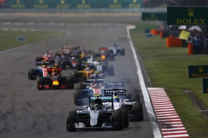Formula 1 doesn't need 2017 rules revamp anymore - Toto Wolff