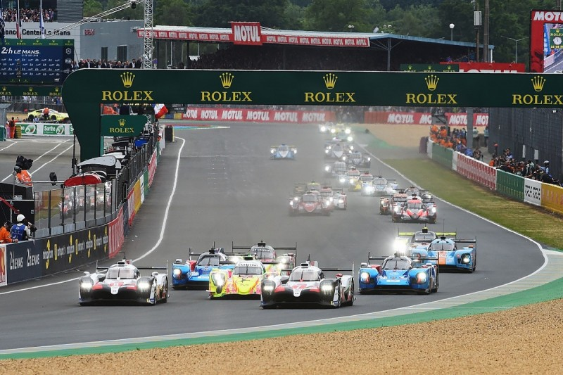 """Toyota backed WEC rules boosting rivals for """"good of the championship"""""""