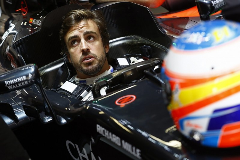McLaren's Alonso cleared for Chinese GP FP1, more tests to follow
