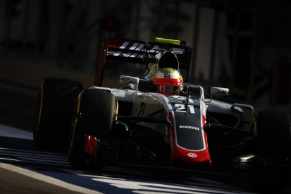 Haas brings Formula 1 front-wing fix to Chinese Grand Prix