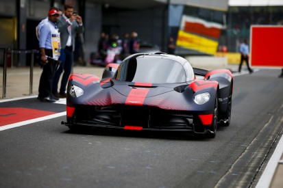 "Valkyrie British GP debut was ""two fingers"" to Aston Martin critics"