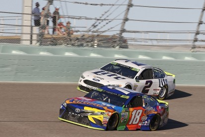Toyota 2017 NASCAR Cup dominance like Formula 1 - Brad Keselowski