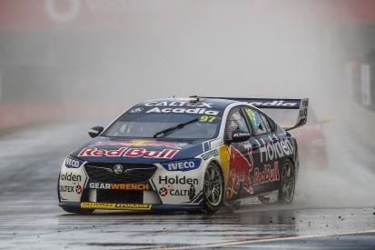 Supercars Townsville: Van Gisbergen wins as fire cuts race short