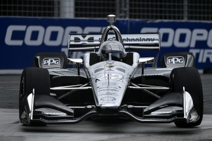 Indianapolis 500 winner Pagenaud tops practice for IndyCar Toronto