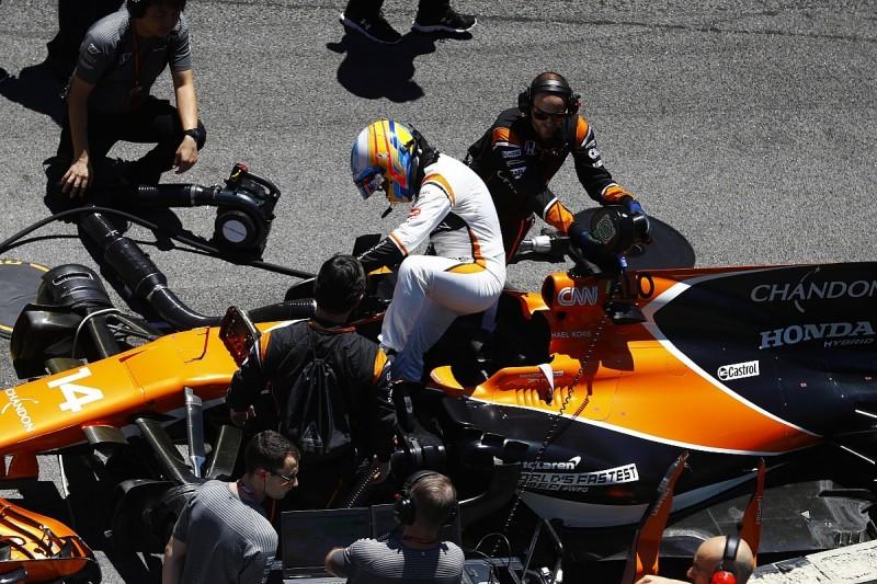 McLaren believes stockpiling Honda F1 engines has paid off