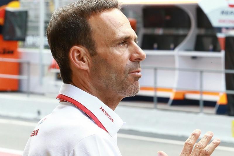 Talent Cup chief Puig favourite for Honda MotoGP team boss role