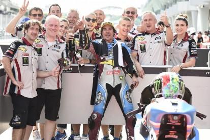 MotoGP Malaysia: Luthi injury hands Morbidelli Moto2 title